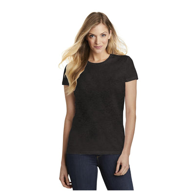 District Womens Fitted Perfect Tri Tee