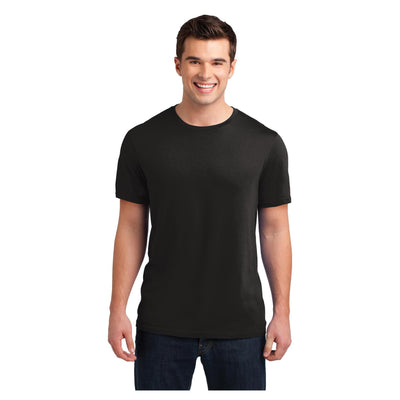 District Young Mens Soft Wash Crew Tee