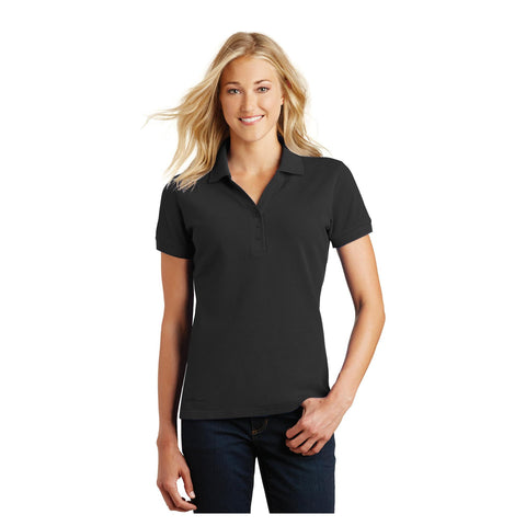 Eddie Bauer Ladies Cotton Pique Polo