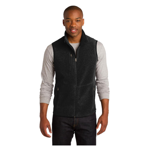 Port Authority R Tek Pro Fleece Full Zip Vest