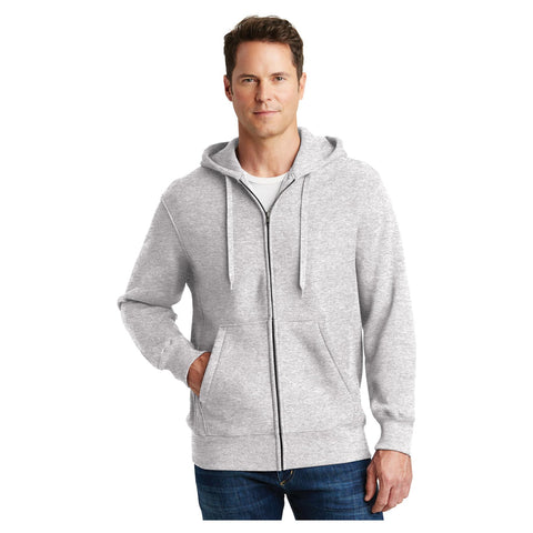 Sport-Tek Super Heavyweight Full Zip Hooded Sweatshirt