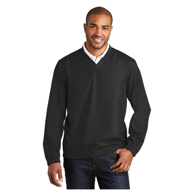 Port Authority Zephyr V Neck Pullover
