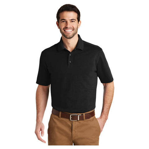 Port Authority SuperPro Knit Polo