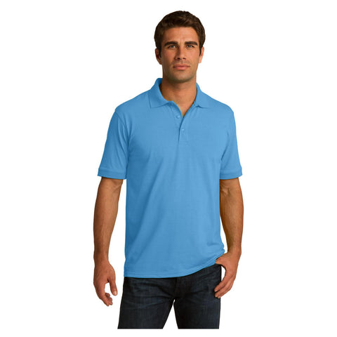 Port & Co Core Blend Jersey Knit Polo