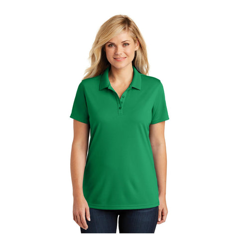 Port Authority Ladies Dry Zone UV Micro Mesh Polo