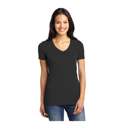 Port Authority Ladies Concept Stretch V Neck Tee
