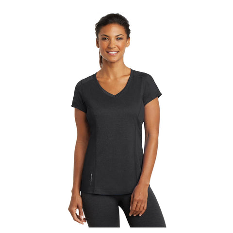 OGIO ENDURANCE Ladies Pulse V Neck