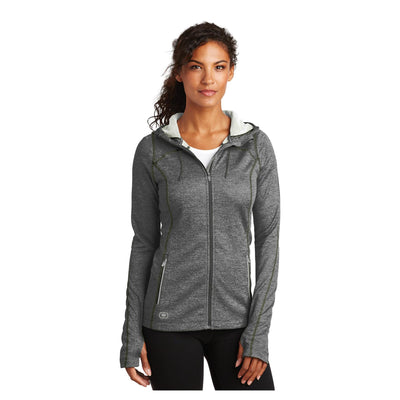 OGIO ENDURANCE Ladies Pursuit Full Zip