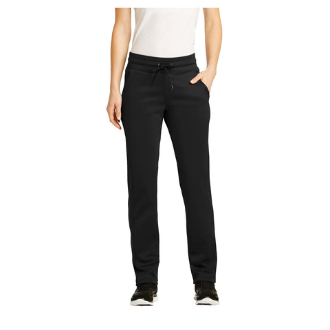 Sport-Tek Ladies Sport Wick Fleece Pant