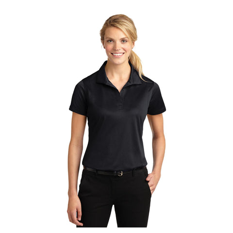 Sport-Tek Ladies Micropique Sport Wick Polo