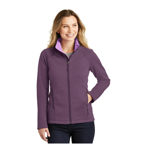 The North Face Ladies Ridgeling Soft Shell Jacket