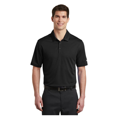 Nike Dri FIT Hex Textured Polo