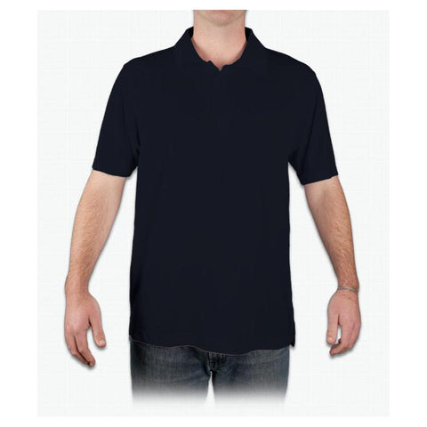 Harriton Mens 4 oz. Polytech Polo