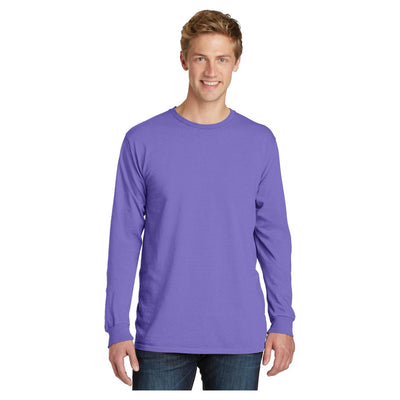 Port & Company Pigment Dyed Long Sleeve Tee