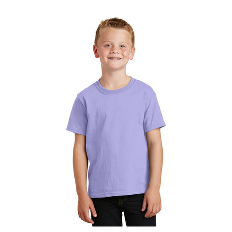 Port & Company Youth Pigment Dyed Tee