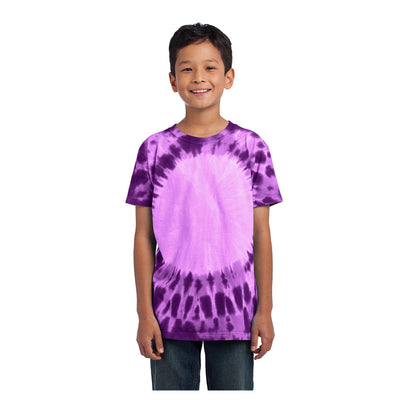 Port & Company Youth Window Tie Dye Tee