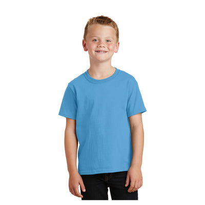 Port & Company Youth Core Cotton Tee