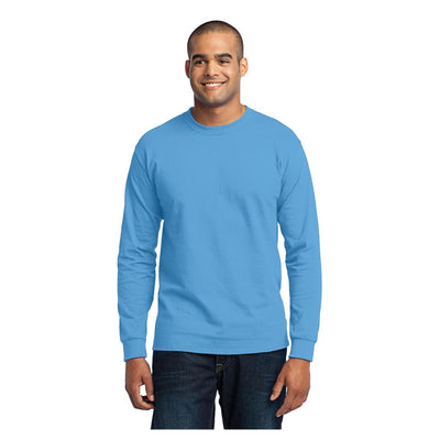 Port & Company Tall Long Sleeve Core Blend Tee