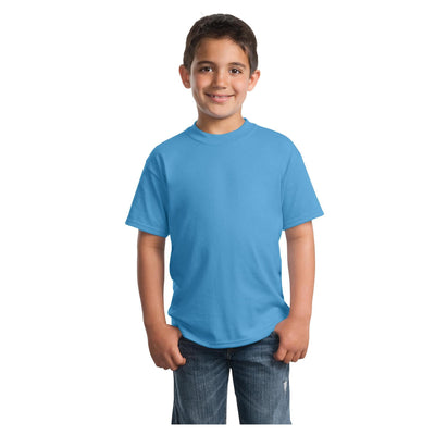 Port & Company Youth Core Blend Tee
