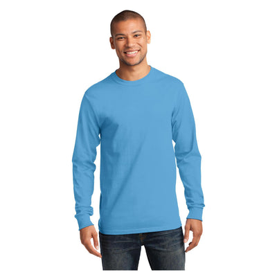 Port & Company Tall Long Sleeve Essential Tee