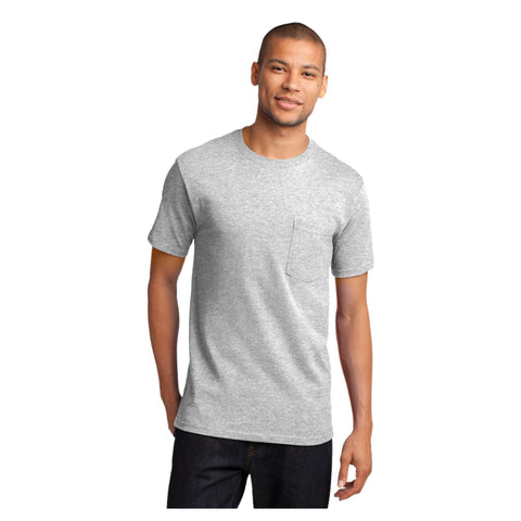 Port & Company Tall Essential Pocket Tee