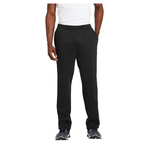 Sport-Tek Open Bottom Sweatpant