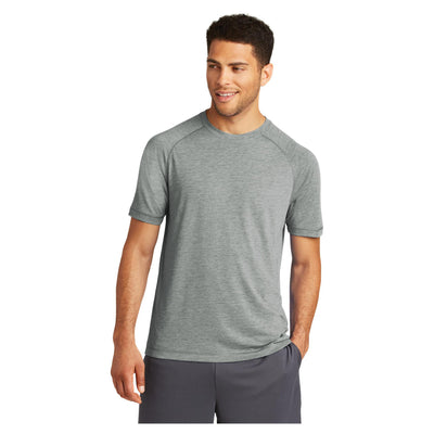Sport-Tek PosiCharge Tri Blend Wicking Raglan Tee