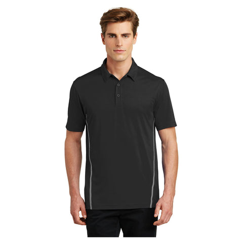 Sport-Tek Contrast PosiCharge Tough Polo