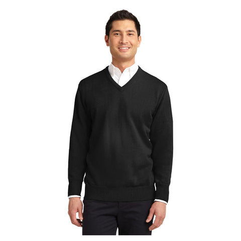 Port Authority Value V Neck Sweater
