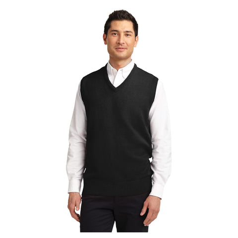 Port Authority Value V Neck Sweater Vest