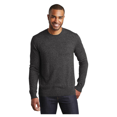 Port Authority Marled Crew Sweater