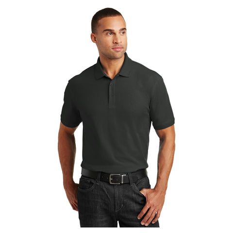 Port Authority Tall Core Classic Pique Polo