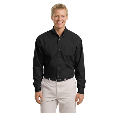 Port Authority Tall Long Sleeve Twill Shirt
