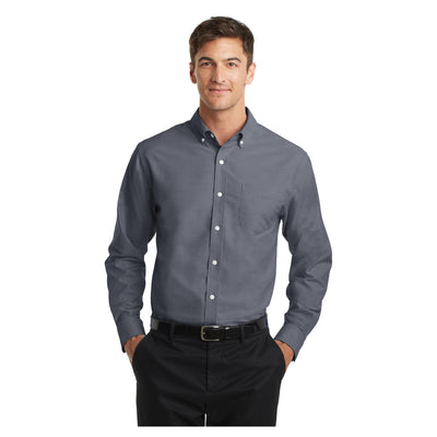 Port Authority Tall SuperPro Oxford Shirt