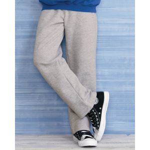 Gildan Youth Open Bottom Sweatpants