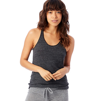 Alternative Apparel Ladies Meegs Racerback Eco Jersey Tank