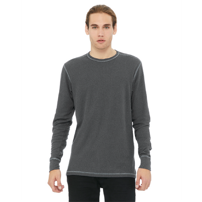Bella + Canvas Canvas Lombard Long-Sleeve Thermal