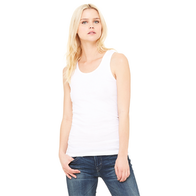 Bella + Canvas Bella Wide Strap Tank