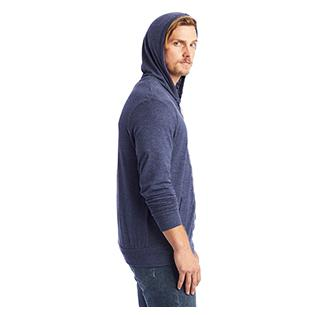 Alternative Apparel Mens Eco Jersey Zip Hoodie