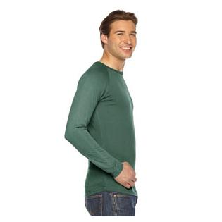 Authentic Pigment Mens True Spirit Raglan T-Shirt