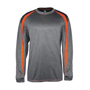Badger Adult Fusion Long Sleeve T-Shirt