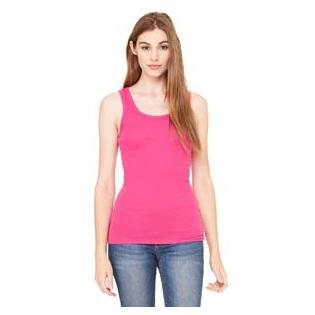 Bella + Canvas Bella Ladies Sheer Rib Tank