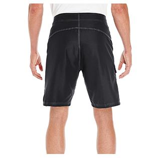 Burnside Mens Solid Board Short
