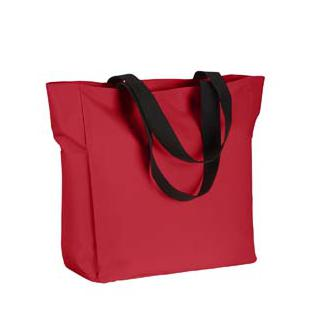 BAGedge Polyester Zip Tote