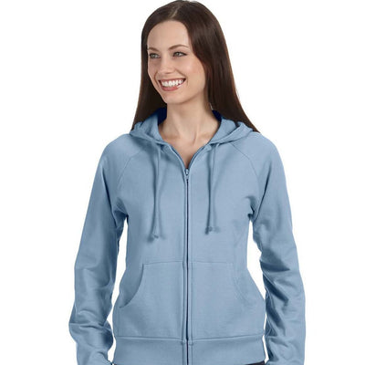 Bella + Canvas Bella Ladies Full-Zip Hoodie