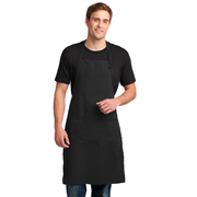 Port Authority Easy Care Extra Long Bib Apron