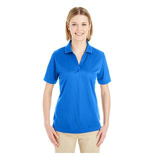 Ash City - Core 365 Ladies Pilot Textured Ottoman Polo
