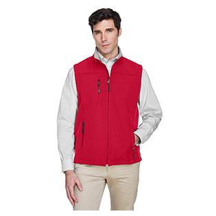 Devon & Jones Mens Soft Shell Vest