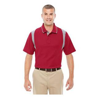 Devon & Jones Mens DRYTEC20 Performance Colorblock Polo