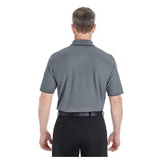 Devon & Jones Mens Pima Tech Oxford Piqu Polo